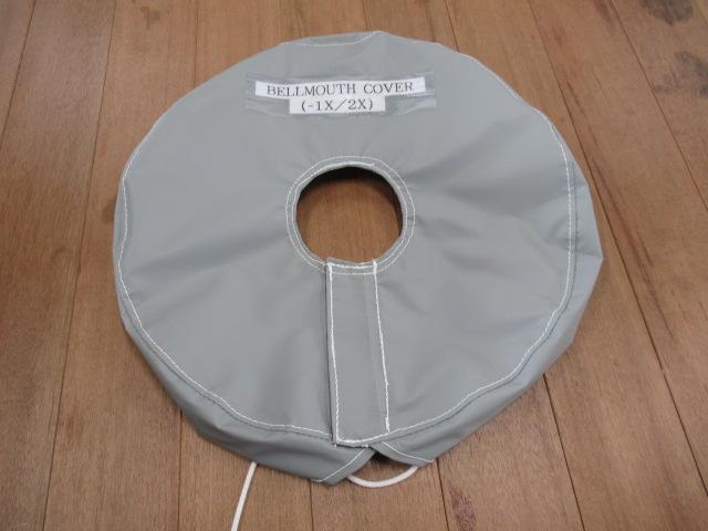 円形機械カバー